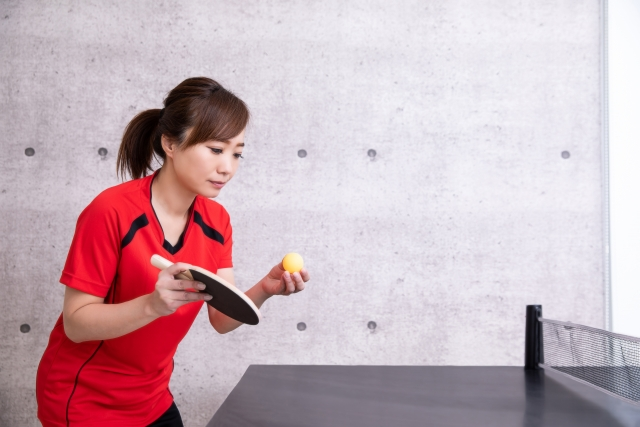 ランダム練習のやり方 | 趣味の卓球