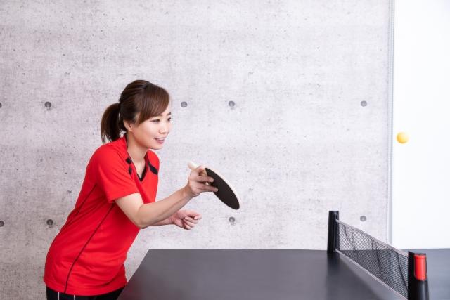 ラリーの基本と練習方法 | 趣味の卓球