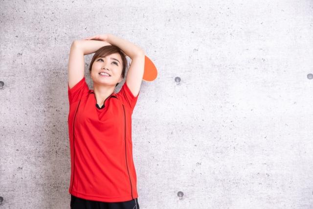 卓球に必要な体力を上げるためのトレーニング | 趣味の卓球