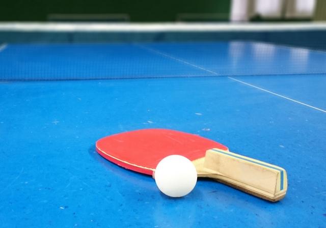 一人でもできる練習方法   趣味の卓球