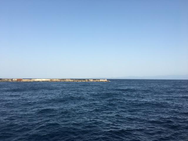 堤防での潮の動きと釣れるタイミングについて