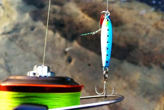 船釣りでのライトジギングの基本的な釣り方