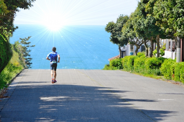 マラソンで上り坂が得意になる練習メニュー