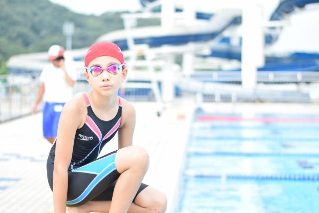 水着や水泳用具選び方