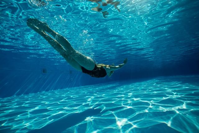 潜水について | 趣味の水泳