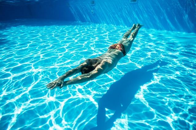 ストリームラインについて | 趣味の水泳