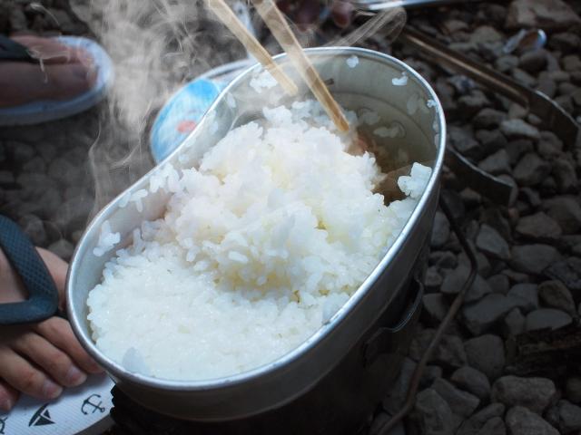 ご飯の炊き方 | キャンプ場の基礎知識