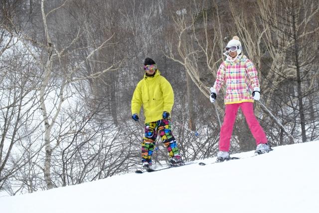 スキーのプルークが上達する方法
