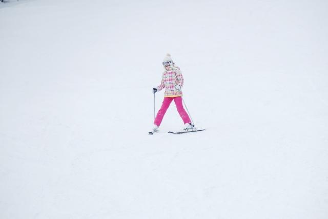 内向姿勢の直し方 | スキーの滑り方