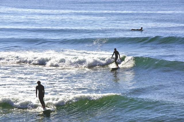 ショートボードのオフザリップのやり方とコツ 趣味のサーフィン