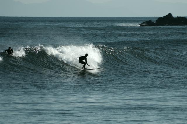 ショートボードのフェイドターンのやり方とコツ   趣味のサーフィン