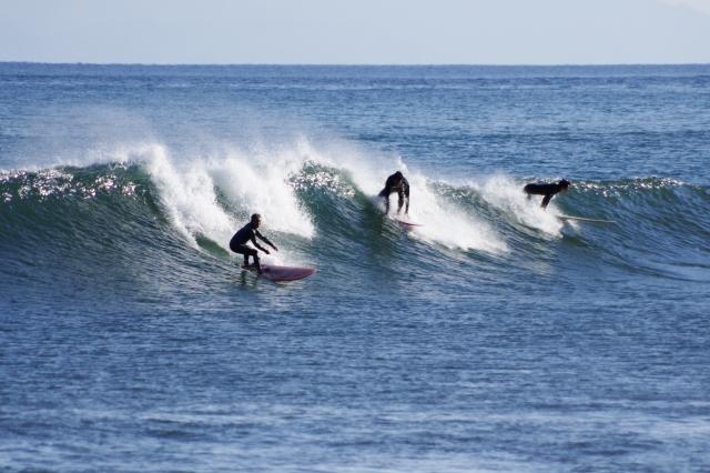サーフィン初心者のための波の選び方