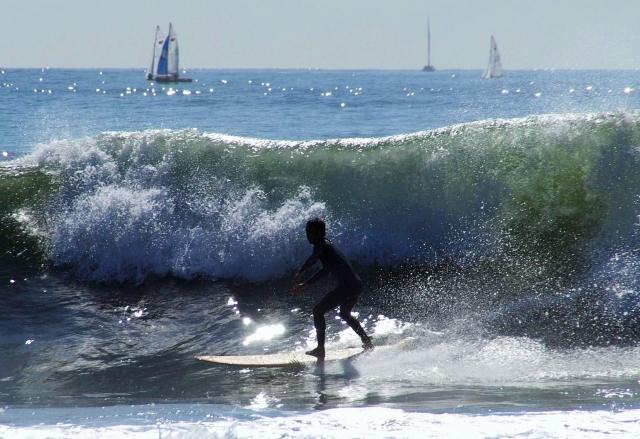 理想的なスタンスの幅や位置 | 趣味のサーフィン