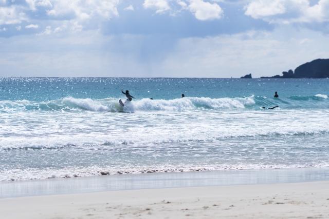 冬場に試したいサーフィンのトレーニング
