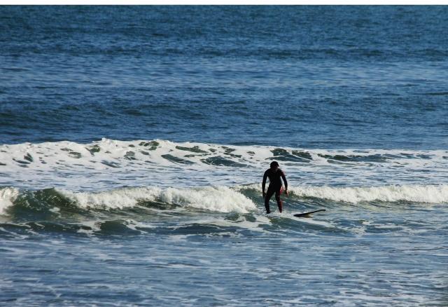スープを使ったテイクオフの練習方法 | 趣味のサーフィン