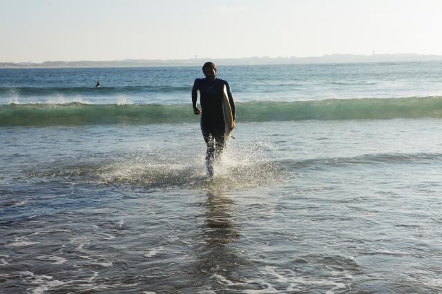 サーフィン初心者のための恐怖心の克服法