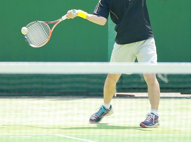 エッグボールの打ち方 | 趣味のテニス
