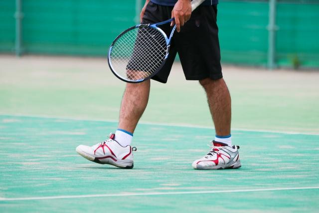 コンチネンタルグリップとは? | 趣味のテニス