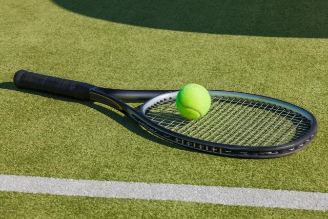 スライスの基本 | 趣味のテニス