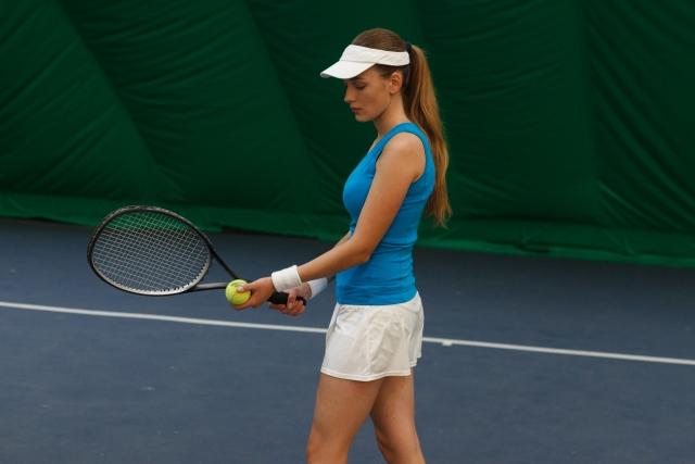 基本的なサーブの種類 | 趣味のテニス