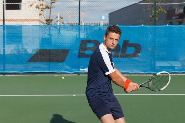 バックハンドスライスでのリターンのやり方 | 趣味のテニス