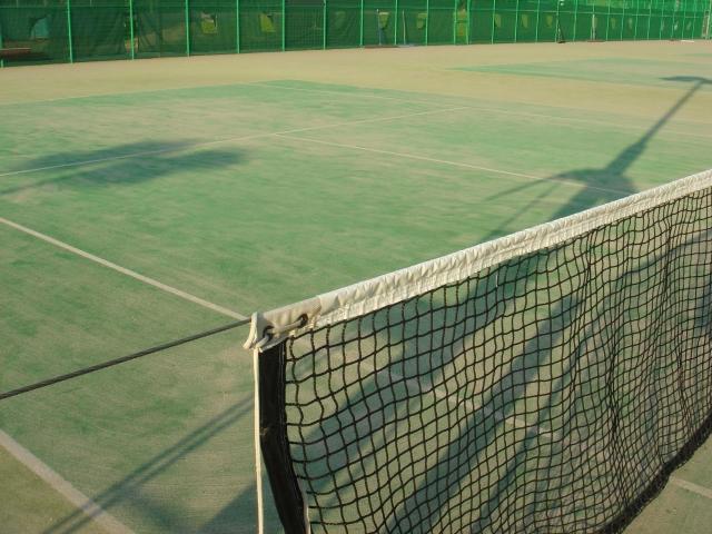 ドロップボレーの打ち方 | 趣味のテニス