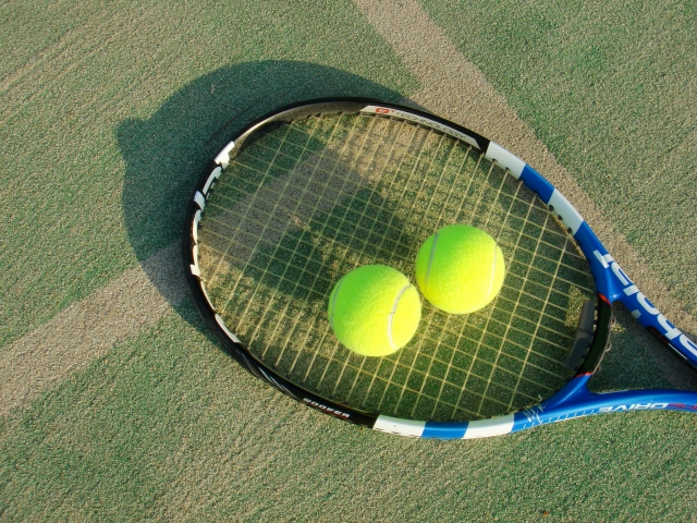 覚えておきたいテニス用具   趣味のテニス