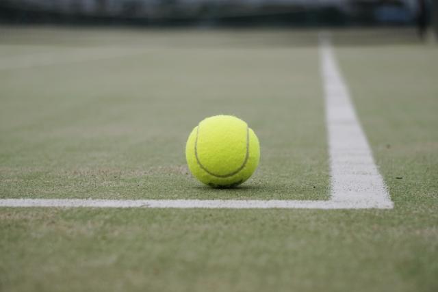 アングルショットの打ち方 | 趣味のテニス