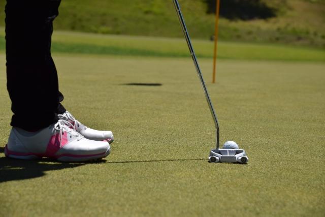 ストロークについて | ゴルフのパッティングの基本