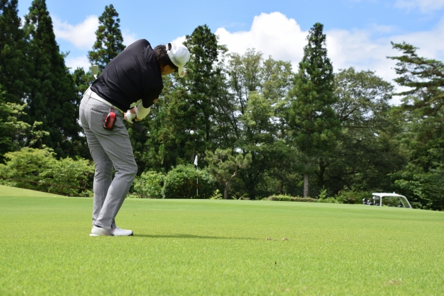 ピッチショットのやり方 | ゴルフのアプローチの基本