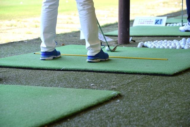 4スタンス理論とは? | ゴルフスイングの基本
