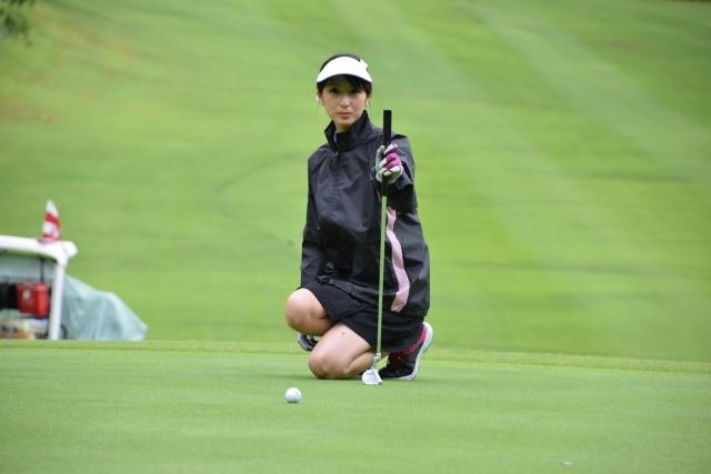 ラインの見方について | ゴルフのパッティングの基本