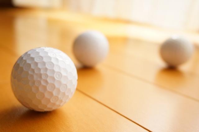 ゴルフボールの基礎知識と初心者向けの選び方