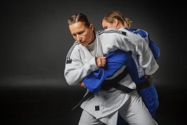 払腰(はらいごし)のやり方|柔道の投技