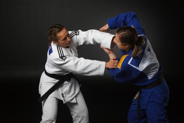 柔道の実践や護身術としての強さについて