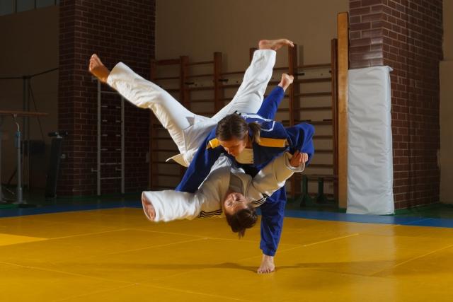 体落(たいおとし)のやり方|柔道の投技