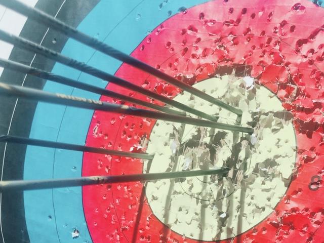 アーチェリーが上達する近射の練習方法