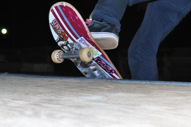 ノーリースタンスのやり方|スケートボードの乗り方