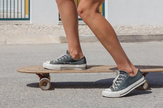 ノーリーのやり方|スケートボードのオーリー
