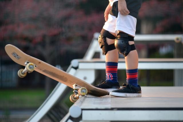 オーリーノーズマニュアル|スケートボードのオーリー