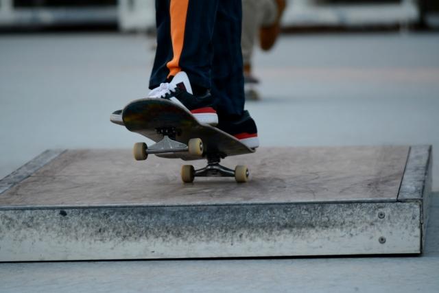 チクタクのやり方|スケートボードの乗り方