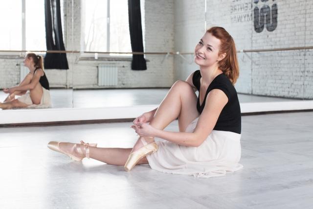 エシャッペのやり方 | バレエのセンター・レッスン