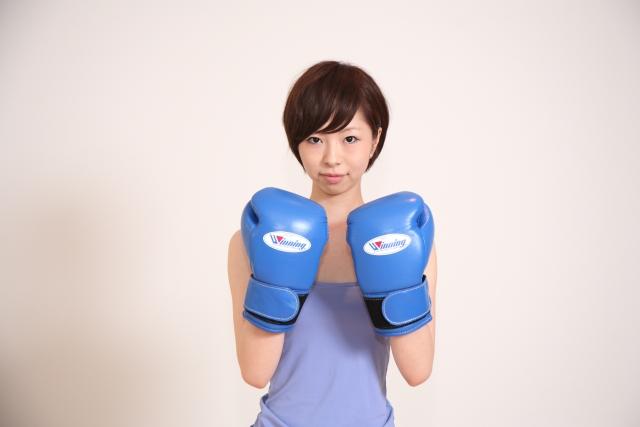 ファイティングポーズと拳の握り方 | ボクシングの基本