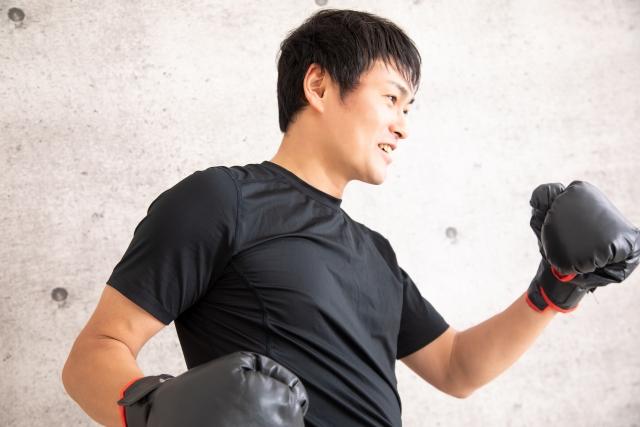 左フックの打ち方 | ボクシングの基本
