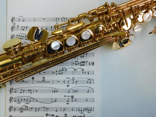 楽譜の基礎知識   サックスの演奏方法