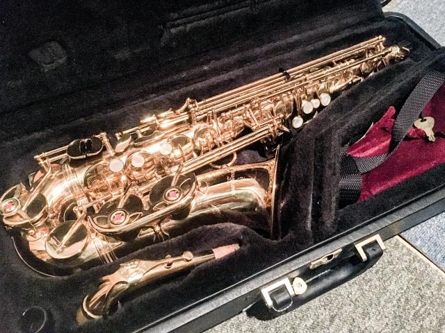 楽器の組み立て方 | サックスの基本