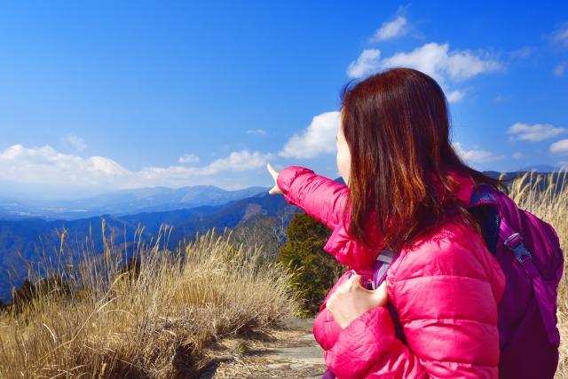 登山用の防寒着やアンダーウェアの選び方