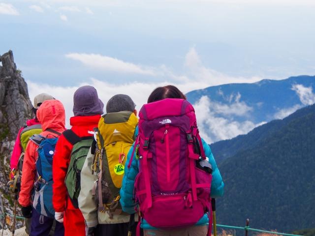 グループ登山の注意点 | 大人の登山入門