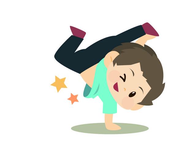 ブレイクダンスに大切なのはオリジナリティ