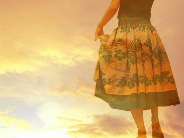 自分に合ったフラダンス衣装の選び方【パウスカート】編